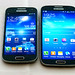 Samsung-Galaxy-S4-and-S4-Mini-Front-Views