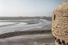 La baia di Mont-Saint-Michel (Nicola Malaguti Photographer) Tags: francia viaggi montsaintmichel normandia baia