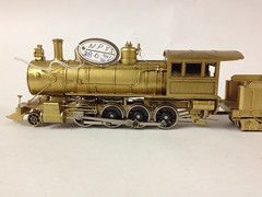 Northern Pacific RR 2-8-0 HO scale by Olympia Models, Imported by Gem Models in 1964 and 1966. Only 29 were ever produced. (bslook1213) Tags: steam olympia locomotive ho gem 280 steamlocomotive steampower oldtrains on3 northernpacificrr hobrass oscalebrass
