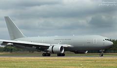 Boeing KC-767 (Wipeout Dave) Tags: aircraft aviation airshow djs airdisplay royalinternationalairtattoo raffairford wipeoutdave canoneos1100d djs2013 davidsnowdonphotography