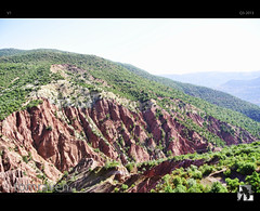 High Atlas (tomraven) Tags: trees mountains cliffs hills morocco heat atlas v1 errosion highatlas nikon1 tomraven aravenimage q32013
