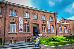 Expo Picasso at Old St. John's Hospital Bruges Belgium (mbell1975) Tags: old art st museum hospital de europa europe gallery expo belgium belgique jan belgië sint musee picasso bruges belgian flemish oud johns belges flanders belgien sintjan belgen memling musea belgier sintjanshospitaal
