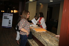 JMD_9916 (QuakerVille) Tags: work fun dallas setup attendees setupday powerconference