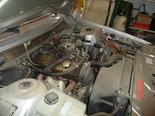 volvo engine 1984 motor gle 244 b23e