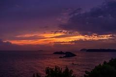Adriatic Sunset (Nathan McMahon) Tags: sunset fuji croatia dubrovnik x100