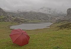Lago Encina - Covadonga (Marin2009) Tags: lago asturias covadonga encina