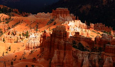SEP_2380: Bryce Canyon NP (Shawn-Yang) Tags: park sunset red sun stone sunrise canon point landscape canyon national 5d bryce np landschaft