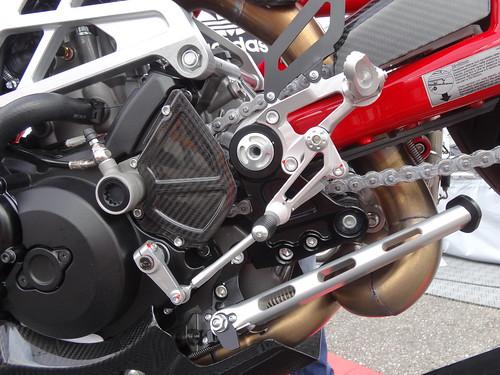 Superbike IDM Hockenheimring 2013 59 Bimota DB8
