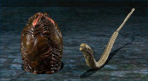 S.H.MonsterArts 異形戰場 異形戰士