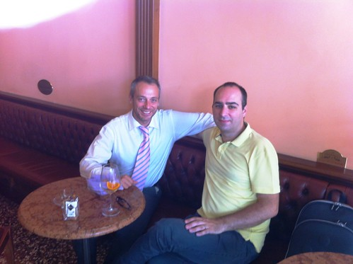intervista al giornalista Sergio Maistrello