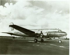 aircraft dc-4 pan am clipper (FAA News) Tags: am aircraft pan dc4