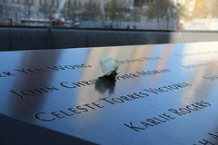 9/11 Memorial (Mike Roush Photography - Berks Awhile) Tags: nyc lowermanhattan