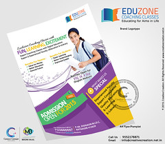 EduZone Flyer