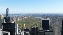 Top of the Rock (skumroffe) Tags: nyc newyorkcity usa newyork unitedstates centralpark manhattan rockefellercenter topoftherock observationdeck gebuilding 30rockefellercenter comcastbuilding one57