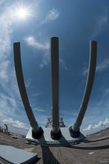 DSC_4368 (Michael#53) Tags: nikon alabama navy fisheye d750 battleship ussalabama 16mmfisheye nikkor16mmfisheye