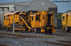 780 at Limerick Jn, 19/5/15 (hurricanemk1c) Tags: irish train rail railway trains railways irishrail pwd 2015 limerickjunction 780 iarnród éireann ballastcleaner plassertheurer iarnródéireann rm76uhr
