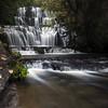 Purakanui Falls, Catlins Forest Reserve (Nur Ismail Photography) Tags: autumn newzealand tourist falls adventure southisland aotearoa attraction purakanui nurismailphotography nurismail catlinsforestreserve