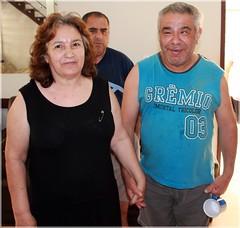 Casal de moradores (fb.com/projetogirassolpoa) Tags: projetogirassol lardaamizade idosos cegos caridade gratidão voluntariado pedidosdenatal trabalhovoluntário