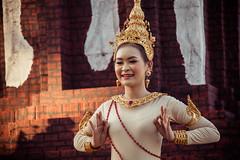 Thailand (Cyrielle Beaubois) Tags: 2015 canoneos5dmarkii cyriellebeaubois thailand thai asia southeast travel sukhothai portrait asian people festival loy krathong thaïlande