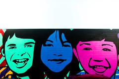 Kidz (Thomas Hawk) Tags: america california eastbay oakland usa unitedstates unitedstatesofamerica graffiti streetart