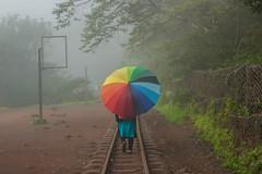 Matheran-4836 (Satish Chelluri) Tags: satishchelluri satishchelluriphotography matheran maharastra umbrella mansoon