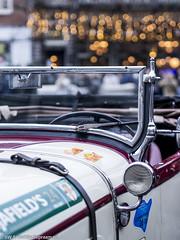 2015 100 Miles of Amsterdam: Christmas lights (8w6thgear) Tags: 100milesofamsterdam 2015 prewar amsterdam vintage bokeh haarlem grotemarkt