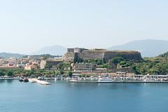 Korfu (Kérkyra) - Alter Hafen in Korfu Stadt