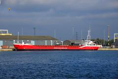 Fast Jef DST_0244 (larry_antwerp) Tags: fastjef fastlines zuidnatie 9136101 antwerp antwerpen       port        belgium belgi          schip ship vessel