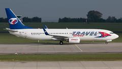 OK-TVE (equief) Tags: oktve boeing 73786q tvs travel service tvs452p prg lkpr 737 737800 erf edde erfurt erfurtweimar flughafenerfurtweimar flughafen