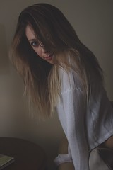 Jenny (Jesse Pells) Tags: girl beautiful portrait blonde smile eyes canoneos7dmk2 beauty