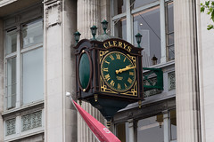 Clerys' clock (Nydialy) Tags: irlande ireland irlanda ire bailethacliath dublin horloge clock reloj