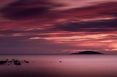 Burning (Magnus Nicander) Tags: magnus nicander ocean sea sweden island land nikon d7000 rocks landscape seascape long exposure nd filter