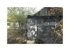 sign (ha*voc) Tags: fujifilmx100s 23mmf2 urban urbanfragments urbandecay urbanentropy entropy texture overijssel salland ruralfragments
