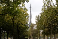 IMG_9189 (Irirarara) Tags: paris francia france rboles verde otoo autumn torreeiffel eiffel eiffeltower toureiffel