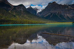 Emeral Lake Afternoon (jfusion61) Tags: british columbia yoho national park lake afternoon fall reflection canada canadan rockies nikon d810 leegraduatedfilter clouds landscape emerald 2470mm