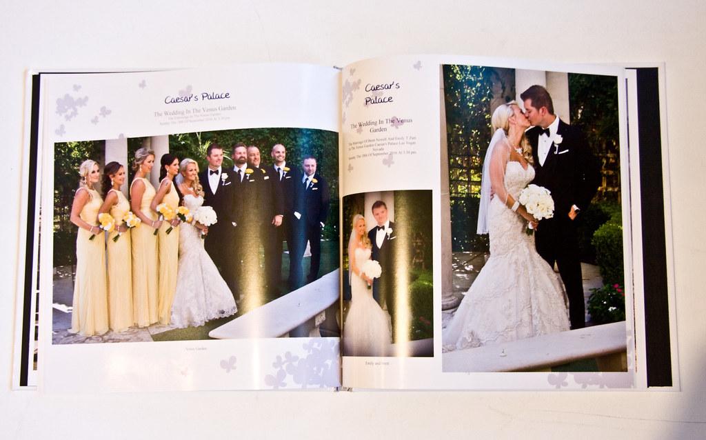 Emm and Brett The Book (embrett) Tags: america lasvegas nevada thewedding  caesarspalace emily