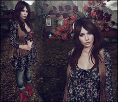 Fall time (Lilo Denimore ::::ChicChica::::) Tags: fall time