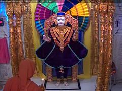 Ghanshyam Maharaj Rajbhog Darshan on Wed 19 Oct 2016 (bhujmandir) Tags: ghanshyam maharaj swaminarayan dev hari bhagvan bhagwan bhuj mandir temple daily darshan swami narayan rajbhog