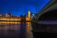 big ben (Jun TIon) Tags: big bigben london uk england europe clock city night light nightscape longexposure architecture building structure bridge river water riverthames nikond3100 nikon
