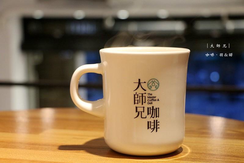 大師兄咖啡廳松山下午茶簡餐020