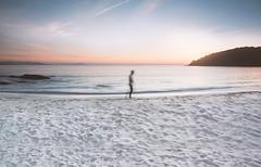 Canelas. Galicia. November 2016 (By Luis Lopez) Tags: canon mycanon 5d sunset ghost winter sumer galicia spain colours nature beach ocean