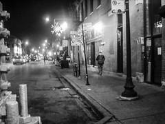 Street walk session November 27-2016 pic13 (Artemortifica) Tags: cta chicago damen finepix fujifilm illinois j10 northave street blueline buses midwest trains il usa