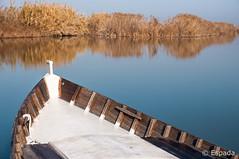 Barca en Albufera de Valencia (espada100) Tags: barcas albufera valencia agua sigma 1750 os