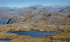 The Wilds of North Morar (DWH284) Tags: westhighlands northmorar knoydart ladharbheinn lochnevis sgurreireagoraidh sgurraneileinghiubhais scottishmountains