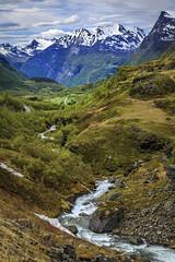 173500_CB_1005 (aud.watson) Tags: europe norway romsdal strada geiranger geirangerfjorden mountains snow river waterfall