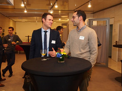 20-10-16 Cross Chamber Young Professionals Networking Night IV - PA200033