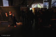 "Kulturwochen 2016 ""Frankfurter Botschaft"" 22 (stefan.chytrek) Tags: offenekulturwochen frankfurterbotschaft antagontheateraktion antagon protagonev fechenheim festival theater performance frankfurtammain frankfurt"
