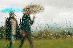 * (PattyK.) Tags: ioannina giannena epirus ipiros greece griechenland hellas ellada mycity whereilive lovelycity weather rainyweather autumn october 2016 umbrella raindrops window amateurphotographer ilovephotography           nikond3100