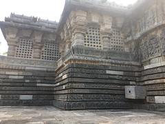 Shiva Temple wall (kaushal.pics) Tags: helbedu hoysala