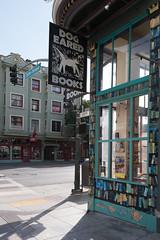 Dog Eared Books (=Mirjam=) Tags: nikond750 hww shop window books sanfrancisco missiondistrict california usa street colourfull travel holiday oktober 2016